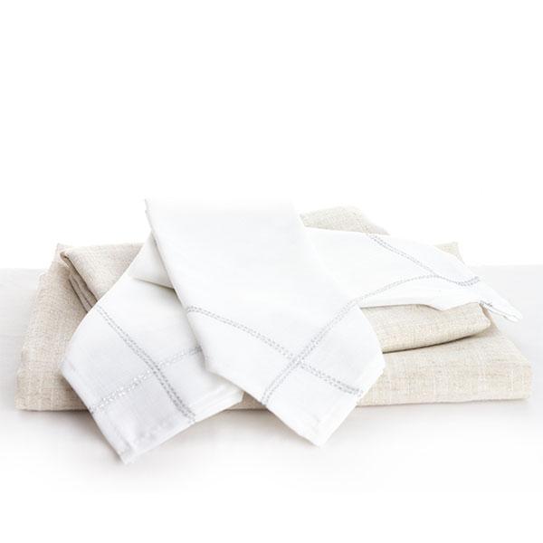 Noel-blanc-serviette-table