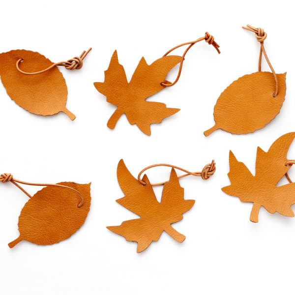 decoration-feuille-cuir-jardin-automne-leather-leaf-decoration-35set-deco