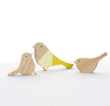 oiseaux-decoration-bois-accessoire-matinée-été-decoratif-woor-bird-decoratif-accessoriy-summer-sunrise-35set-deco