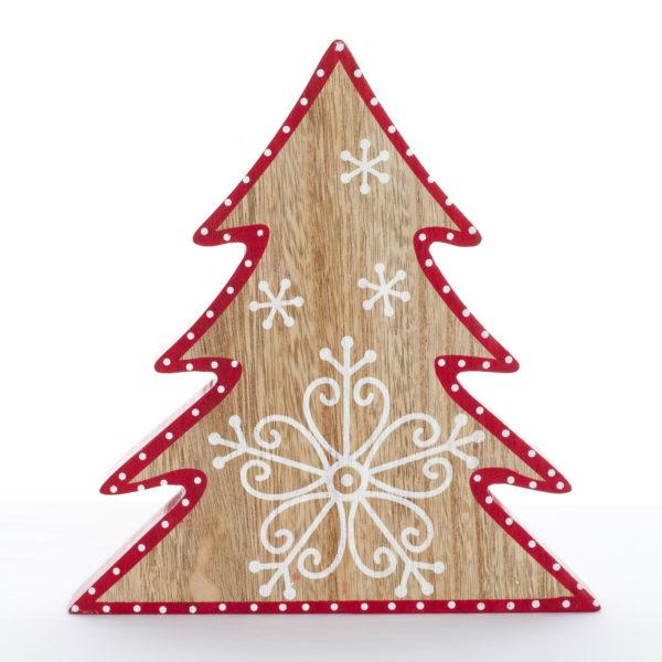 Sapin-en-bois-avec-flocons-decor-de-table-wood-three-with-snowflake-table-decor-35set-deco