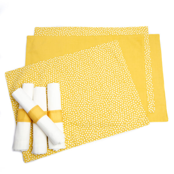 napperon-réversible-jaune-matinée-d'été-reversible-placemat-yellow-summer-sunrise-35set-deco