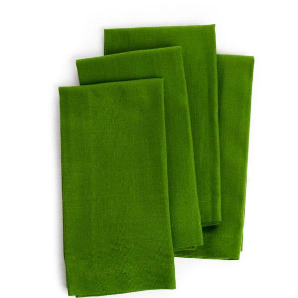 serviette-table-verte-decoration-noel-or-pur-35set-deco
