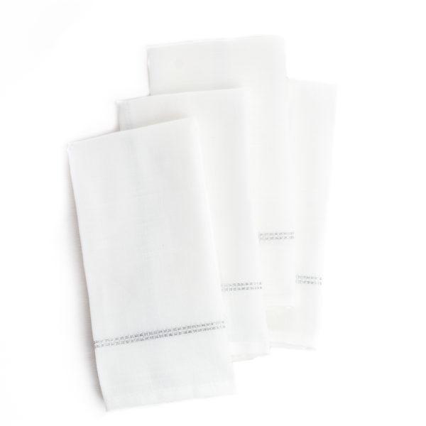 Serviettes-de-table-blanches-white-table-napkins-35setdeco