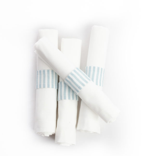 serviette-table-blanche-anneaux-rayure-escapade-nautique-napkin-white-bleu-ring-naticalescapde-35set-deco