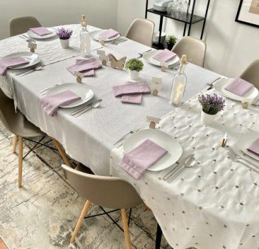 nappe-extension-pois-serviette-table-fleur-artificielle-lumière-accessoire-decoratif-doux-printemps-tablecloth-extension-dot-napkin-flower-artificial-pot-light-accessoirie-decoratif-sweet-spring-35set-deco