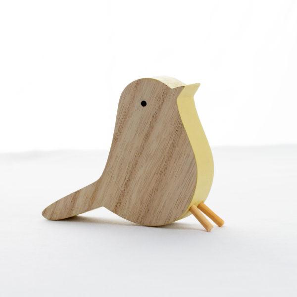 oiseaux-décoratif-bois-matinée-été-wood-decoratif-bird-summer-sunset-35set-deco