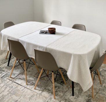nappe-blanche-extension-beige-pâle-white-tablecloth-light-beige-extension-35set-deco
