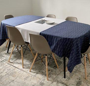 nappe-texturé-grise-extension-nappe-motif-voile-blanc-textured-grey-tablecloth-white-sail-print-extension-35set-deco