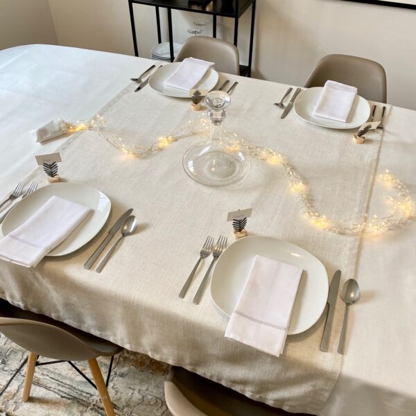 ensemble-decor-table-blanc-argent-35set