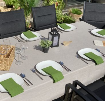 nappe-beige-serviette-table-verte-tissu-lanterne-lumineuse-beige-tablecloth-green-tablenapkin-lantern-35set-deco